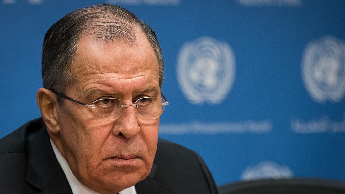 لافروف: موسكو ستطرد دبلوماسيين بريطانيين ردا على لندن