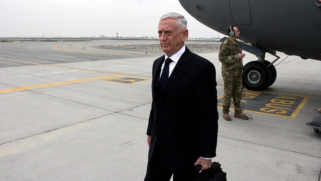 وزير الدفاع الأمريكي من البحرين: أدلة على محاولة تدخل إيران بانتخابات العراق