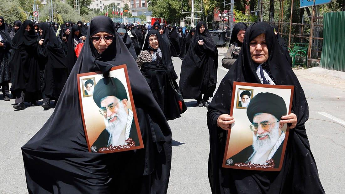 خامنئي: أفشلنا مخطط أمريكا ورفعنا راية اقتدار الشعب الإيراني بالمنطقة
