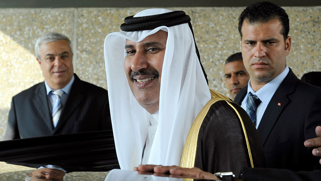 خلفان يرد على رئيس وزراء قطر السابق ودور الرياض: من زمان نقول لك
