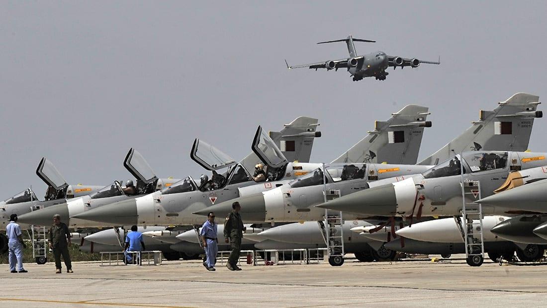 الإمارات تدين اقتراب مقاتلتين قطريتين من طائرتين مدنيتين بمجال البحرين الجوي