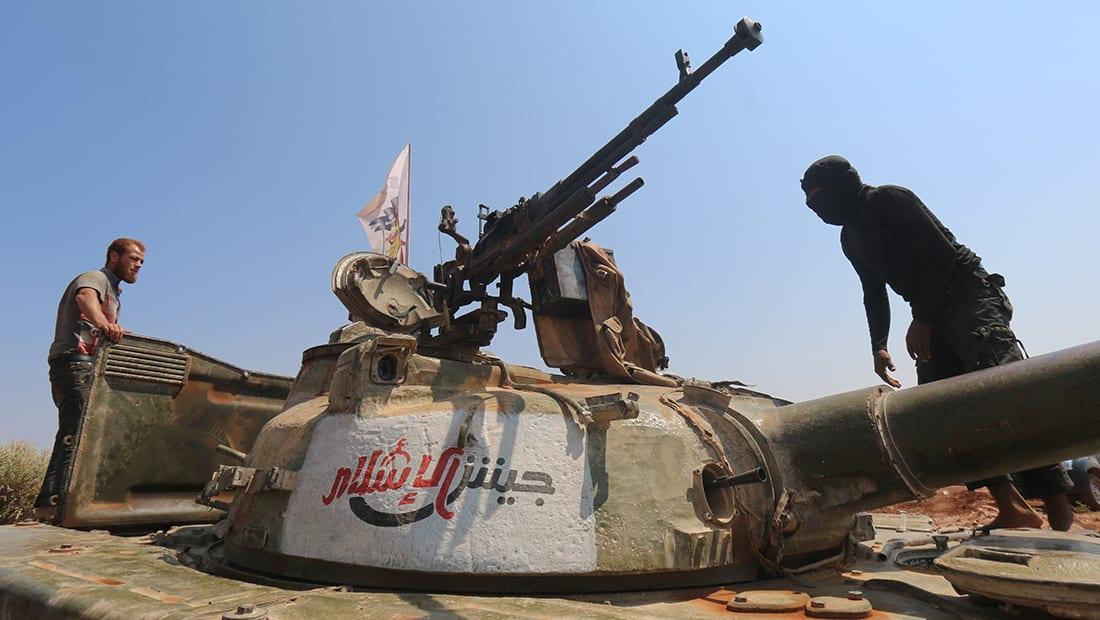 جيش الإسلام لـCNN: نتفاوض مع الروس للبقاء في الغوطة