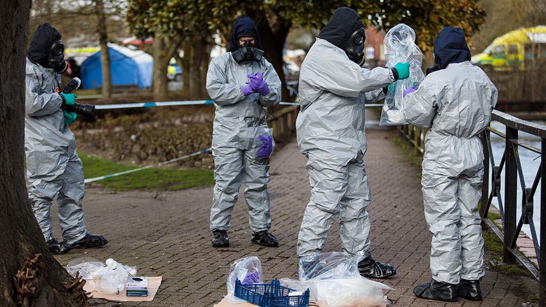 الشرطة البريطانية تكشف تفاصيل بكيفية تسميم الجاسوس الروسي السابق