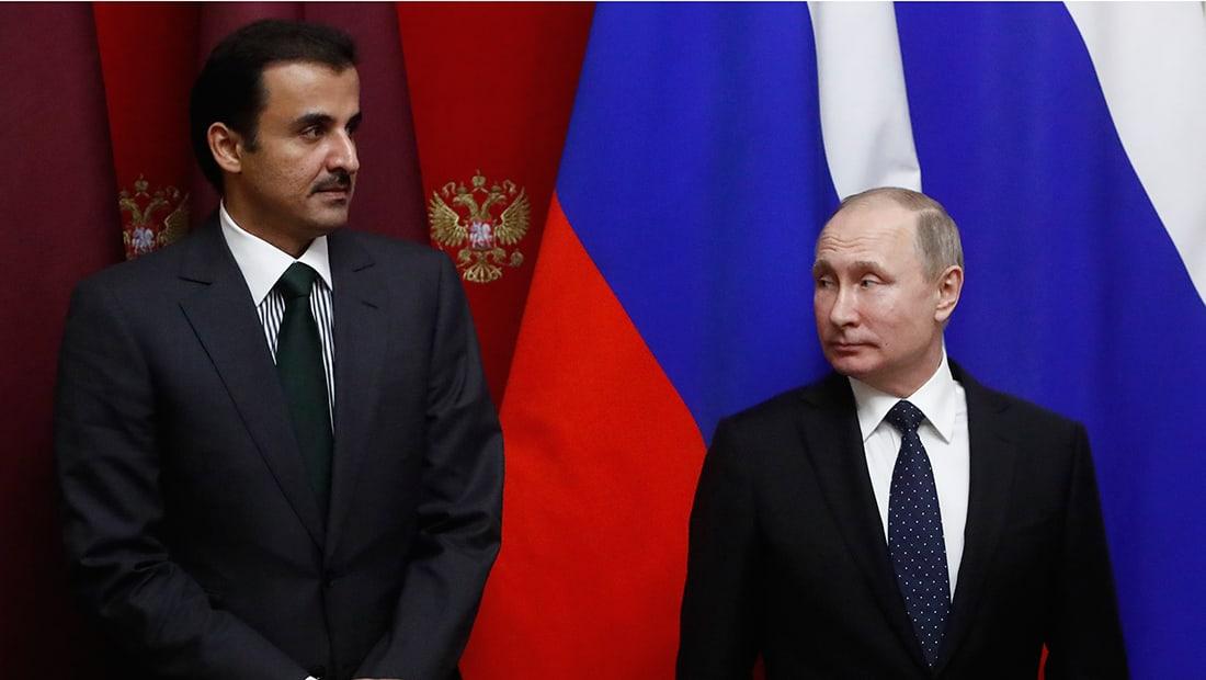 العذبة عن زيارة أمير قطر لروسيا: بوتين يرى بتميم ممثلا للإسلام.. وخلفان يسخر