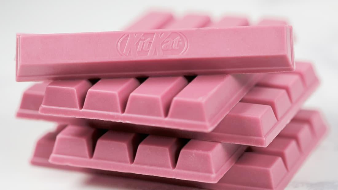 """شوكولاتة كيت كات"""" باللون الوردي إليكم قريباً"""