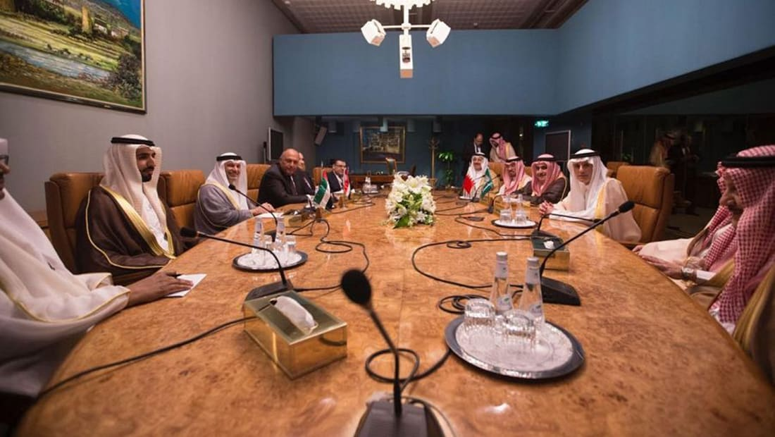 """دول """"المقاطعة"""": مطالبنا أساس إقامة علاقة طبيعية مع قطر.. والرميحي: تعيشون في وهم"""