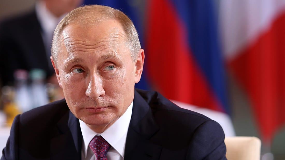 بوتين عن ضربة سوريا: عدوان ضد دولة ذات سيادة وفي طليعة مكافحة الإرهاب