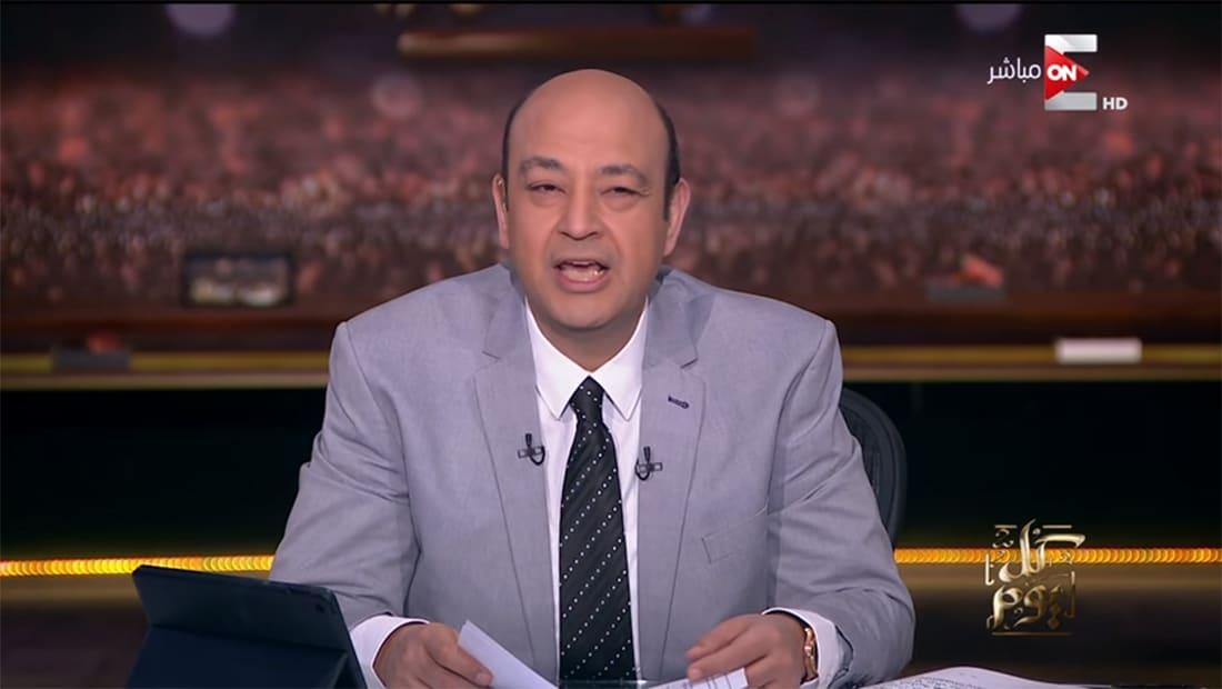 عمرو أديب عن تركيا والضربة في سوريا: محدش فاهم موقف أردوغان