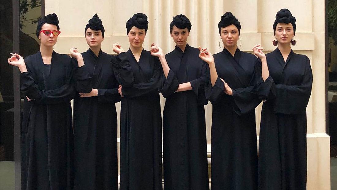 """عارضات الأزياء """"يجتحن"""" الرياض خلال أول أسبوع موضة عربي"""
