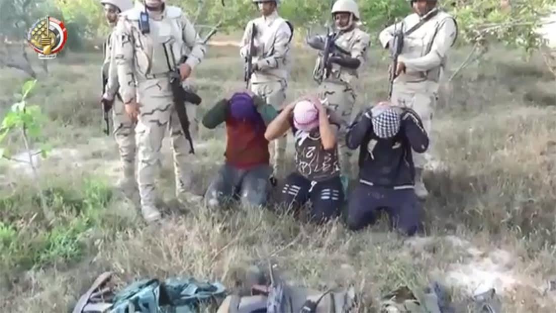 """الجيش المصري يعلن القضاء على أمير """"التنظيم الإرهابي"""" بسيناء"""
