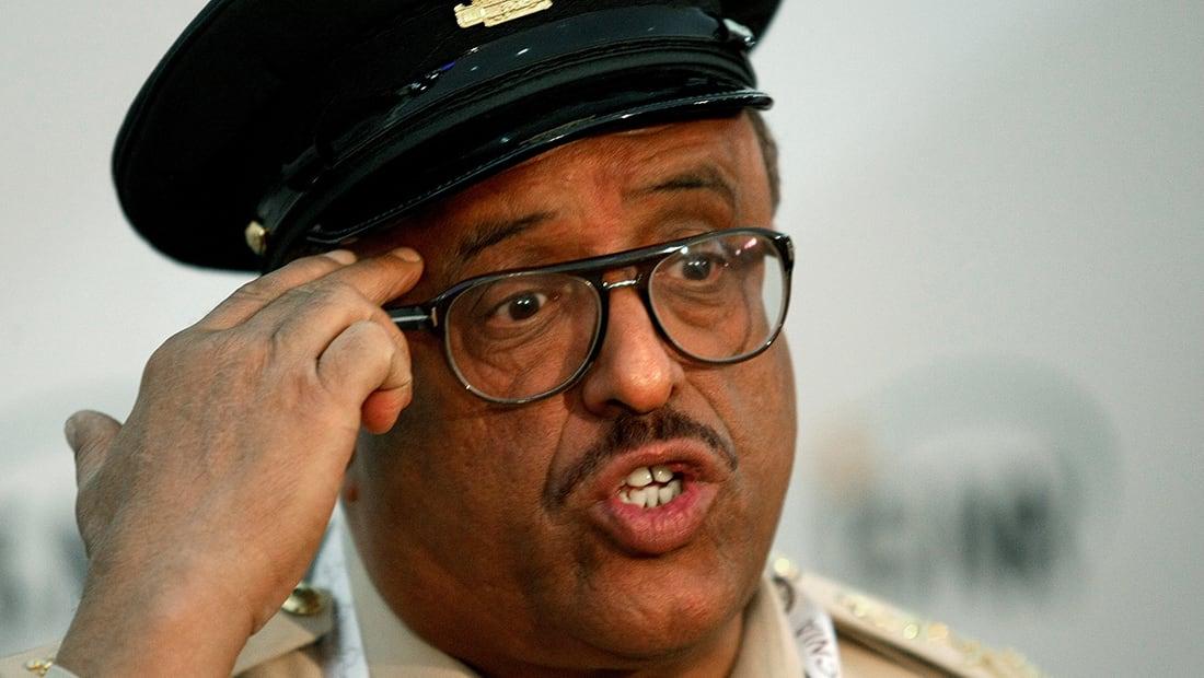 """خلفان: عبدالملك الحوثي يدّعي أنه وريث النبي.. وما يفعله بأهل اليمن """"قمة الإجرام"""""""