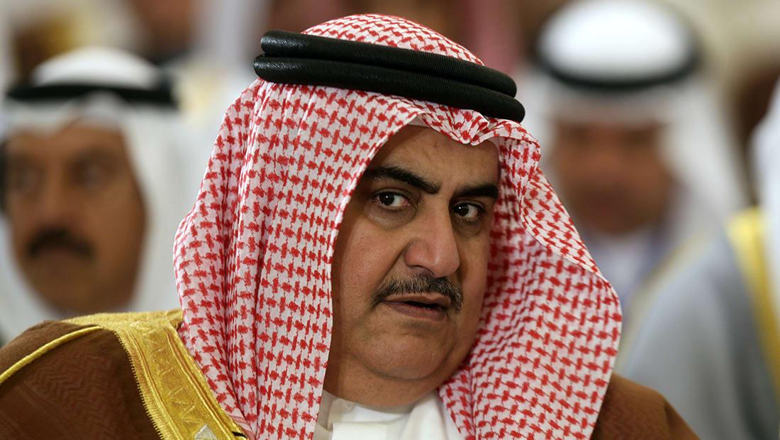 وزير خارجية البحرين يؤيد قطع المغرب للعلاقات مع إيران: ما يمسهم يمسنا