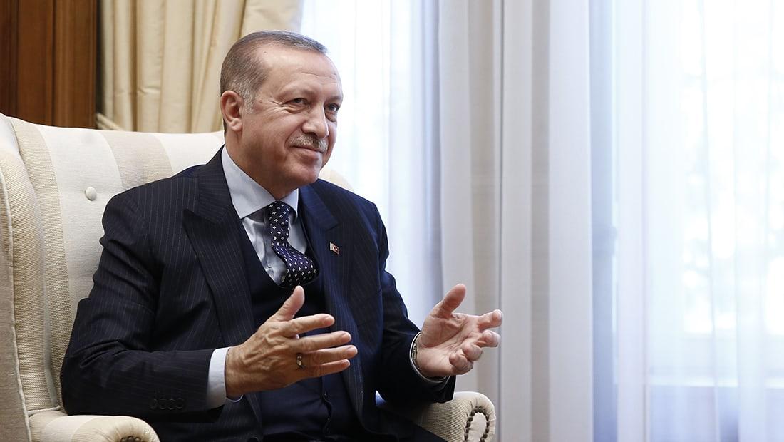 أردوغان: سنبقى بعفرين حتى تحقيق الأمن.. وهدفنا التالي إدلب