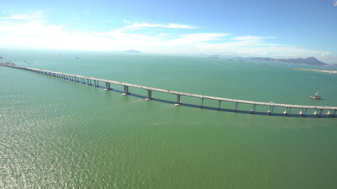 في الصين.. أطول جسر بحري في العالم بكلفة 20 مليار دولار