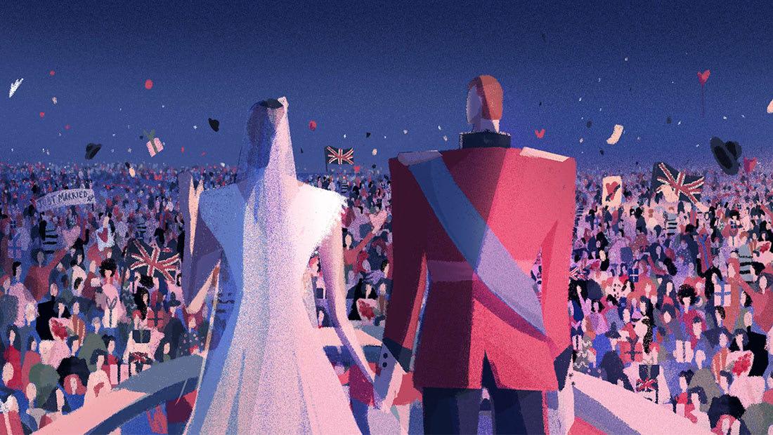 اكتشف ما تتلقاه العائلة الملكية البريطانية من هدايا بمناسبة حفلات الزفاف!