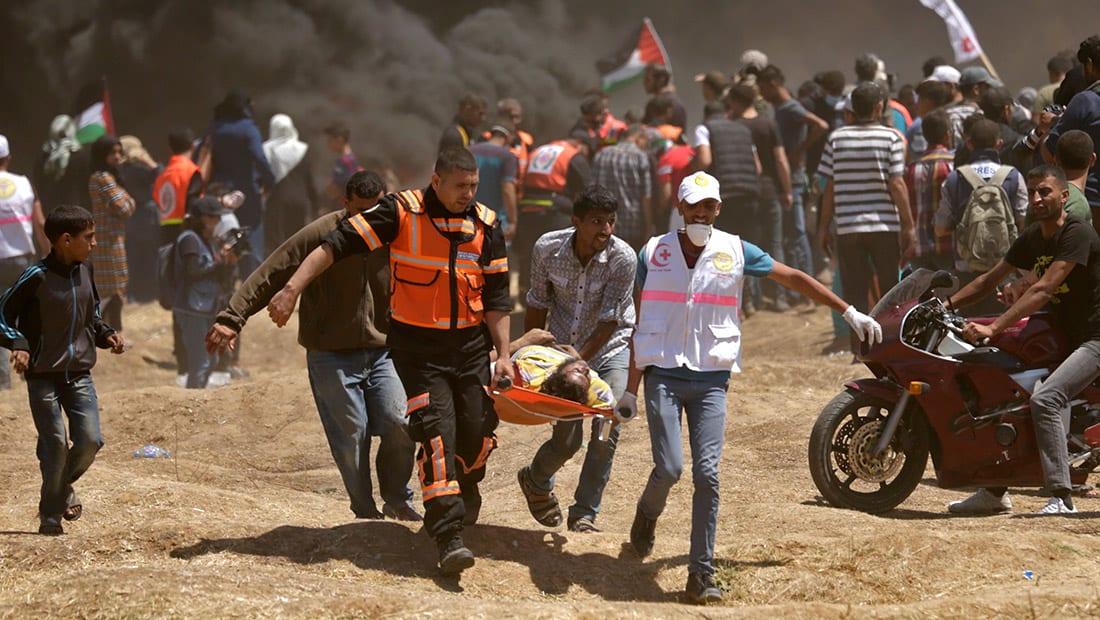 تركيا تتهم مصر وإسرائيل برفض هبوط طائراتها لنقل مصابين فلسطينيين