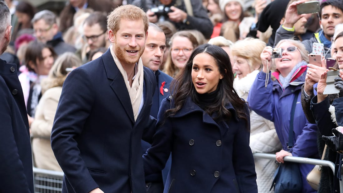 هذه بعض تفاصيل خاتم زواج الأمير هاري وميغان