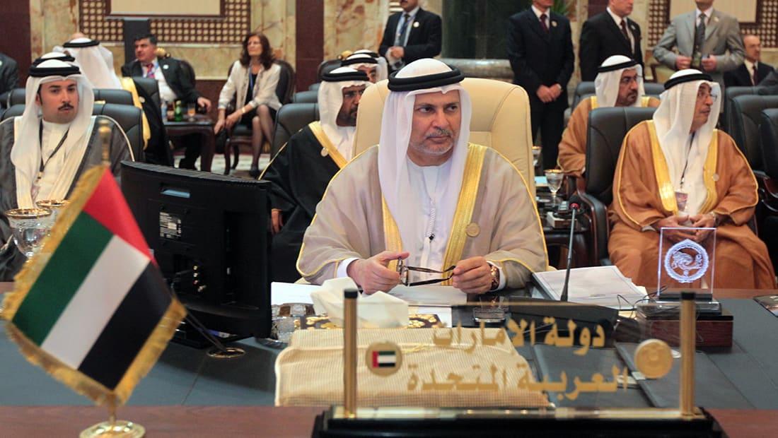 قرقاش يرد على تصريحات وزير الداخلية اليمني: صوب رصاصك نحو الحوثي