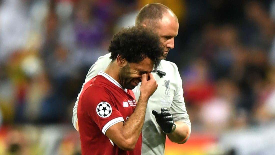 كشف تفاصيل إصابة محمد صلاح مع ليفربول.. فماذا عن مشاركته في كأس العالم 2018؟
