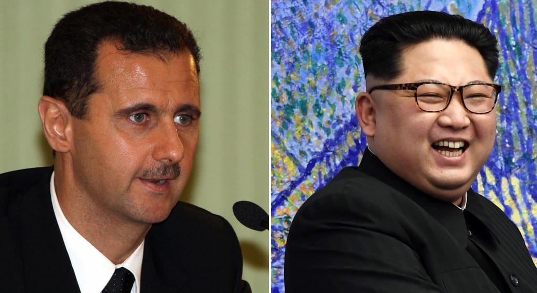 هل يزور بشار الأسد كوريا الشمالية قريبا؟