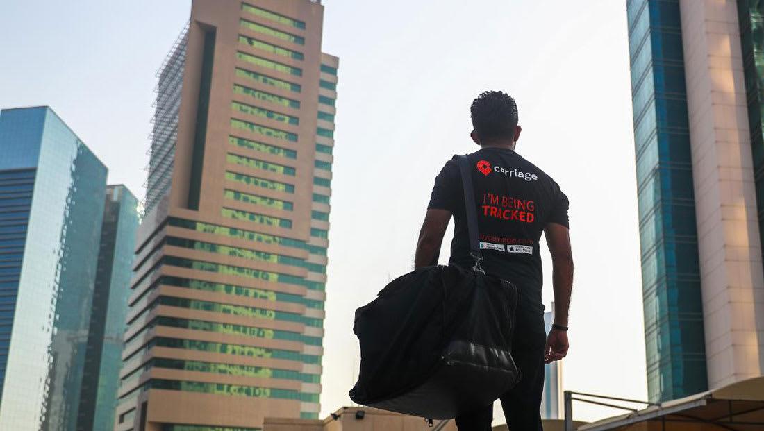 """هل يُلهم """"أبطال"""" خدمات التوصيل في الكويت الشركات الناشئة؟"""