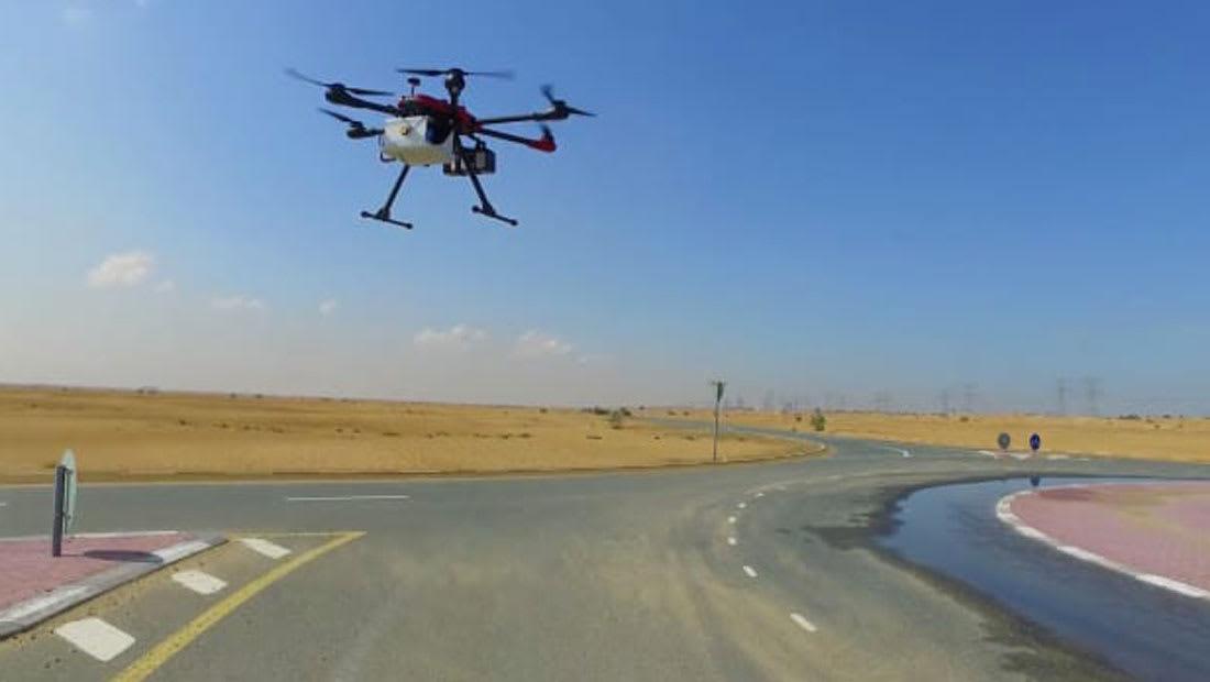 اكتشف النظام الذي تطبقه السلطات الجوية في دبي لدرء خطر الطائرات دون طيار