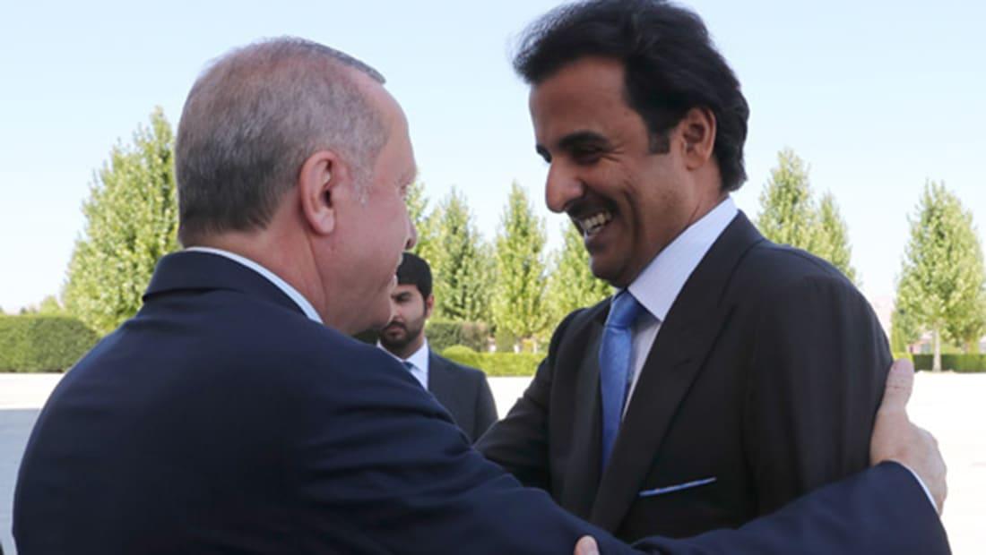 قطر تدعم اقتصاد تركيا بـ15 مليار دولار: نرد الإحسان بأحسن منه