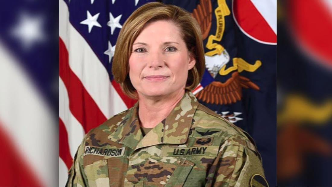 للمرة الأولى.. امرأة تترأس أكبر قيادة في الجيش الأمريكي