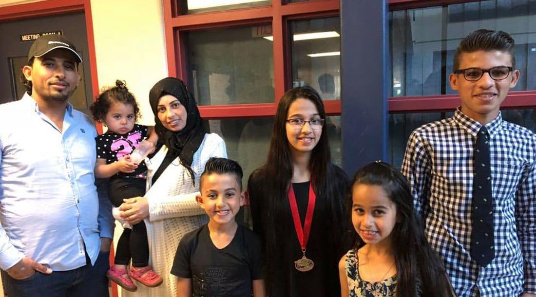 بعد الهرب من الحرب..عائلة سورية تفقد 7 أطفال بحريق في كندا