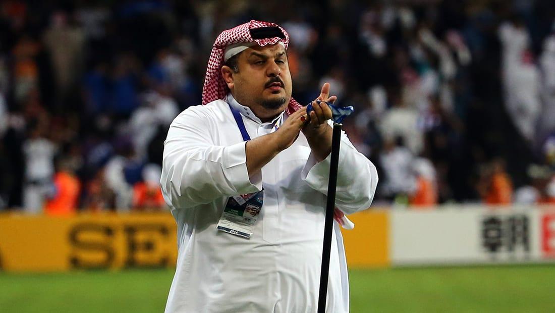 """الأمير السعودي عبدالرحمن بن مساعد يرد على """"هجوم"""" مذيع الجزيرة جمال ريان"""