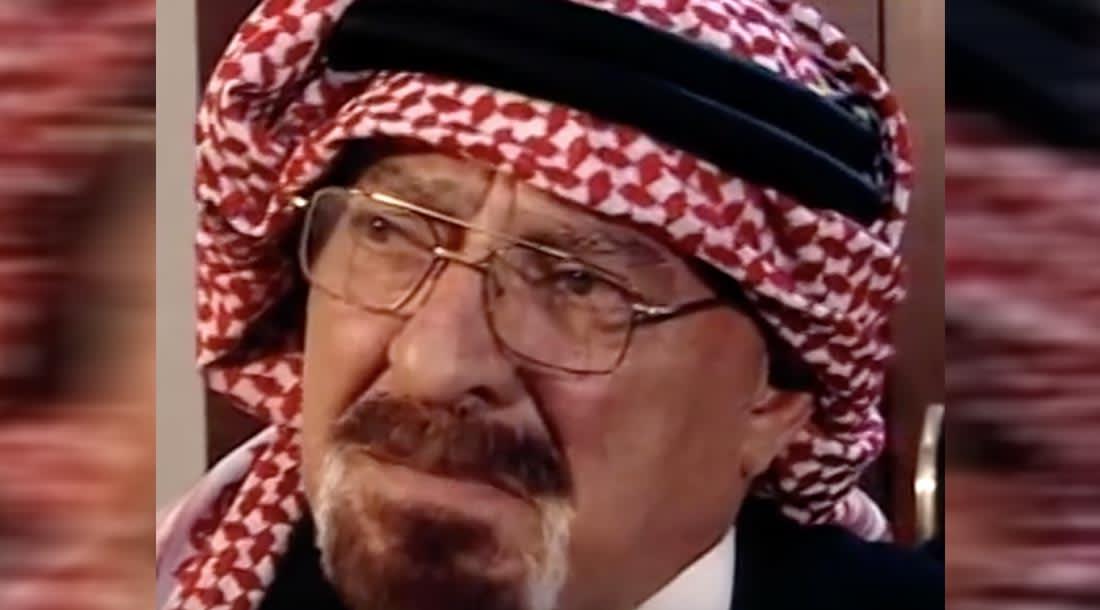 """الموت يغيب الفنان الأردني نبيل المشيني الشهير بـ""""أبو عواد"""""""
