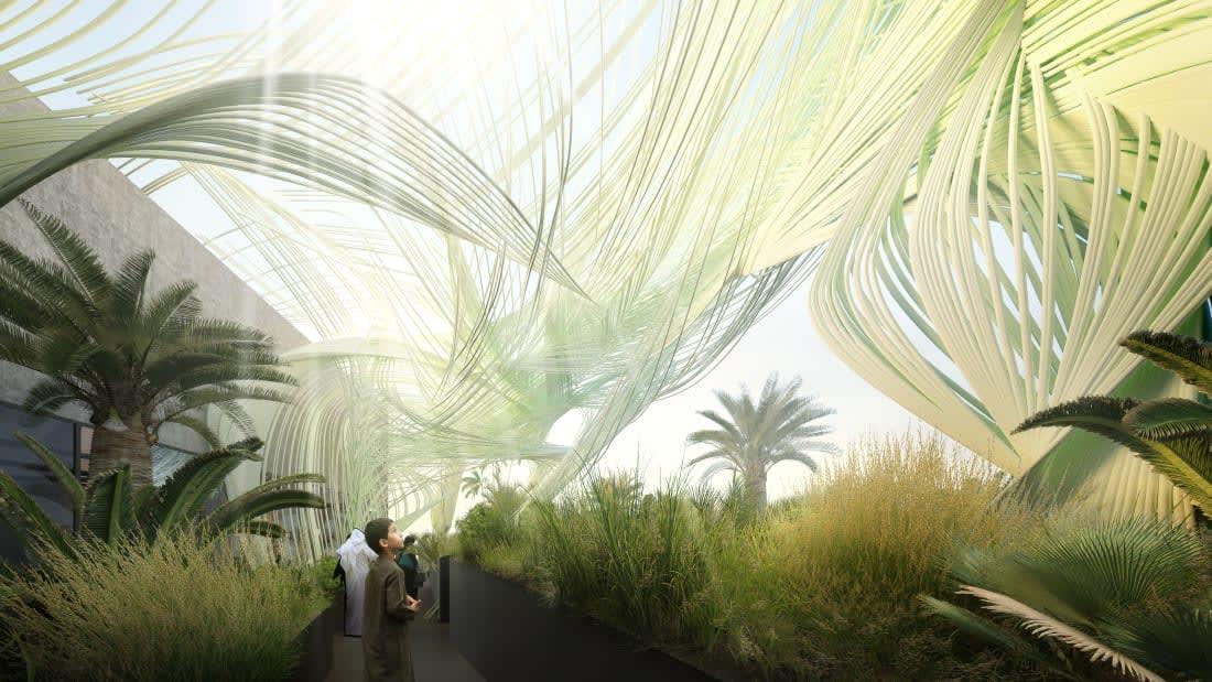 نظرة على أجنحة الدول التي ستُبنى بأكسبو 22 في دبي