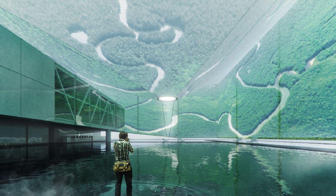 نظرة على أجنحة الدول التي ستُبنى بإكسبو 22 في دبي