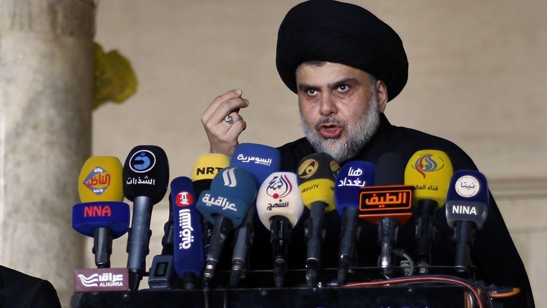 """الصدر يصف السيسي بـ""""المتسلط"""".. ويحذر من """"مخاوف"""" استعانة السعودية بأمريكا"""