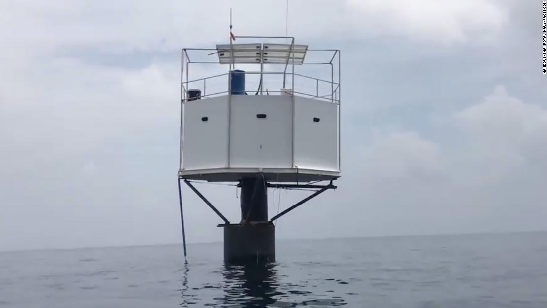منزل في وسط البحار..قد يؤدي إلى عقوبة إعدام ثنائي