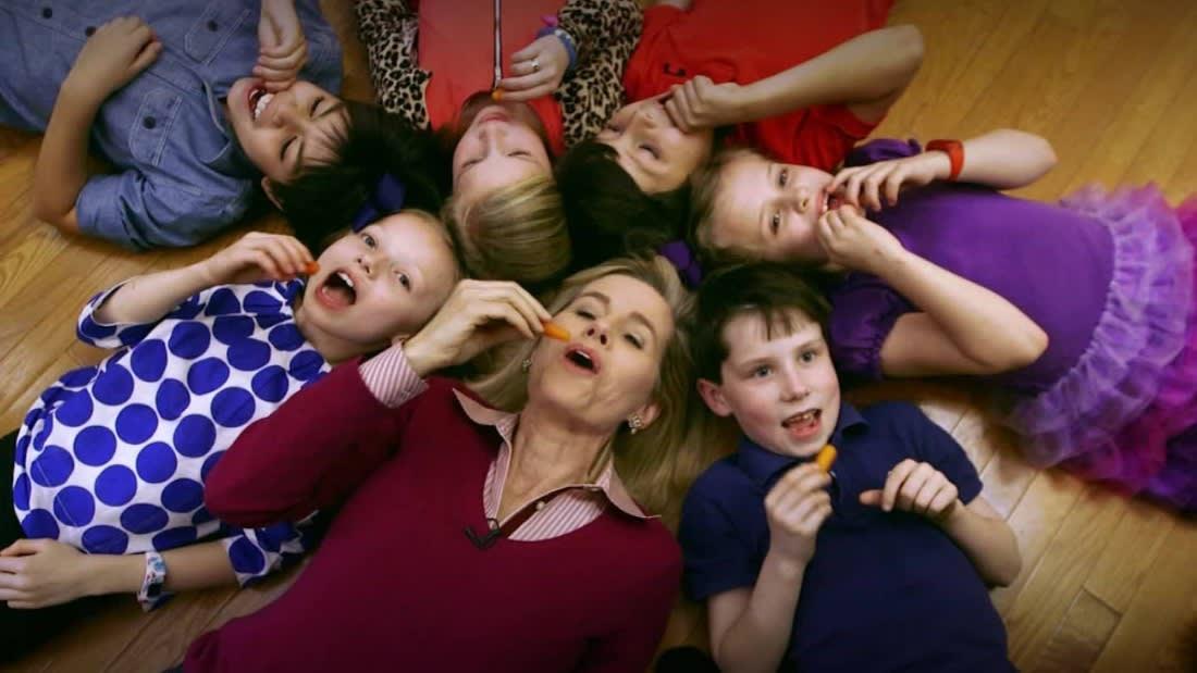 9 نصائح لجعل الاطفال يتناولون طعاماً صحياً