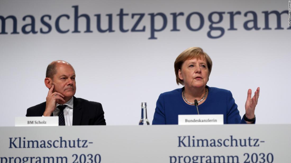 ألمانيا تكشف عن خطة بقيمة 60 مليار دولار لمحاربة أزمة المناخ