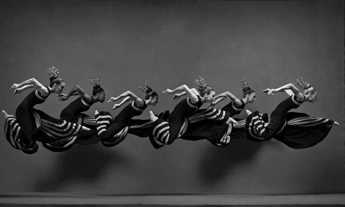 المصوران الفوتوغرافيان ديبورا أوري وكين بروار