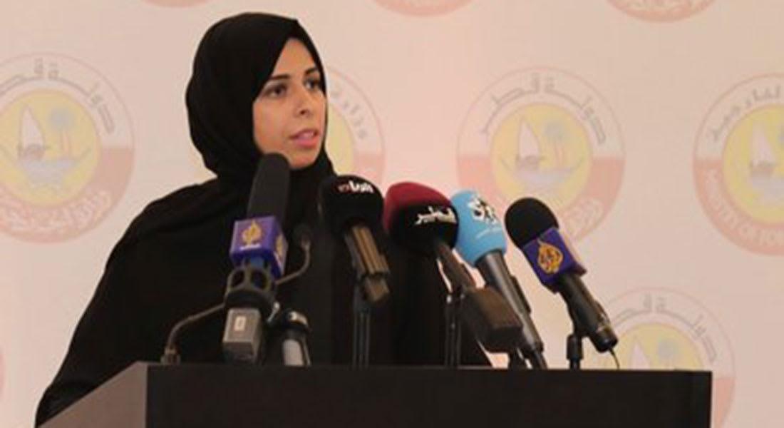 """خارجية قطر توضح عاملين لقراءة عمليات تركيا في وترد على """"مطالبة أمريكا عدم مهاجمة إيران من أراضيها"""""""