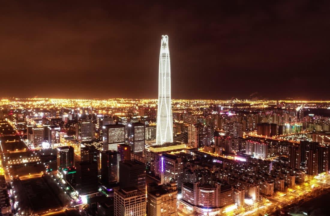 منها في السعودية والإمارات..إليكم أطول 10 أبراج في العالم