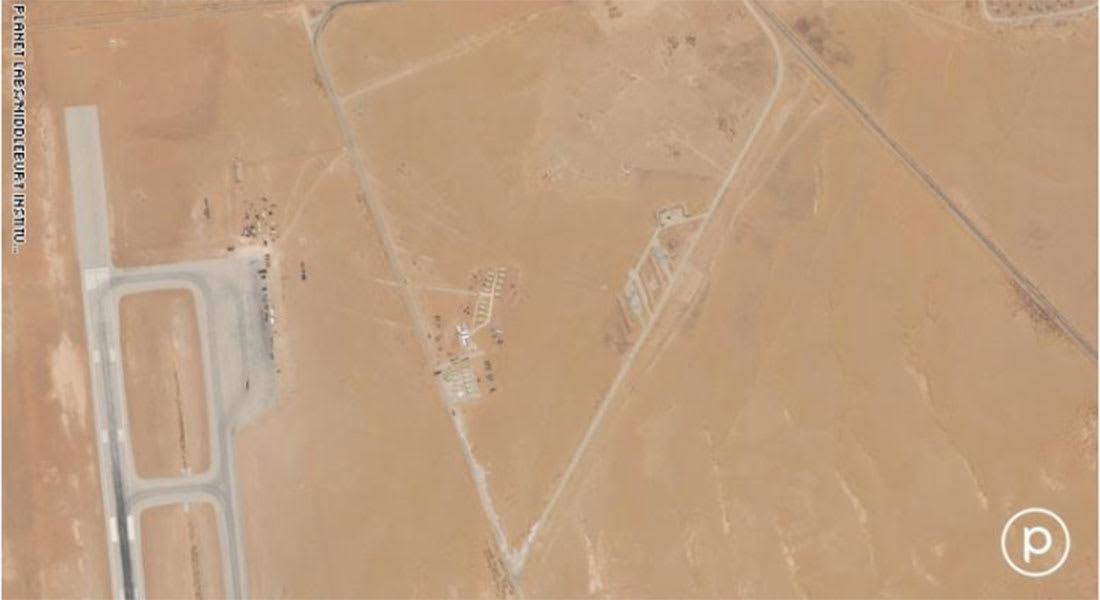 """جيش أمريكا ينشر فيديو """"دليل"""" قدرة قاعدة الأمير سلطان بالسعودية على إجراء عمليات قتالية"""
