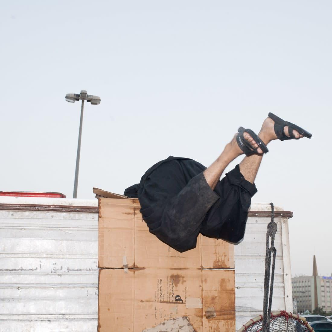 فن التصوير الفوتوغرافي في الشارع