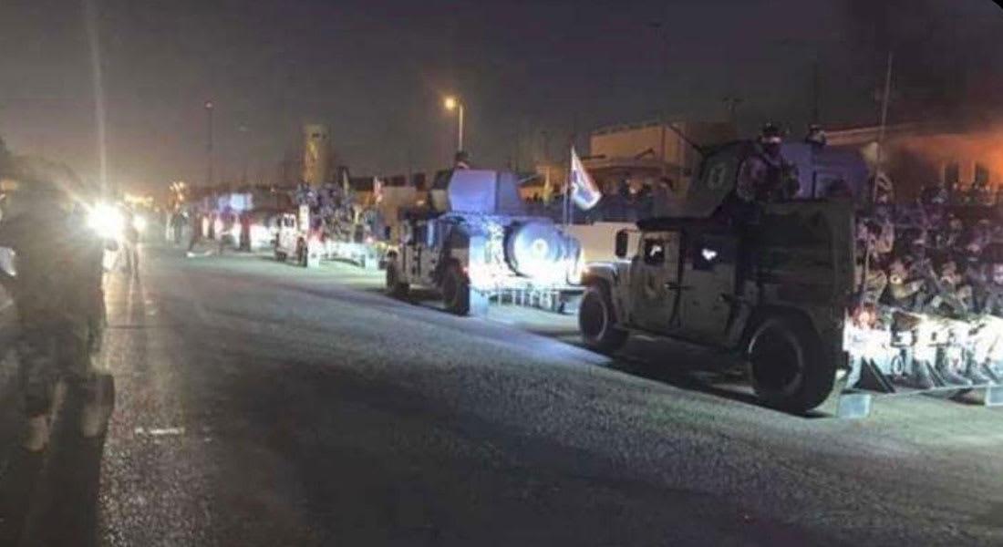 مصدر من موقع السفارة الأمريكية في بغداد يوضح لـCNN الوضع الحالي