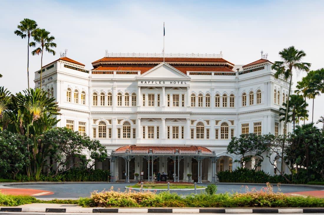 10 من أشهر المباني في سنغافورة
