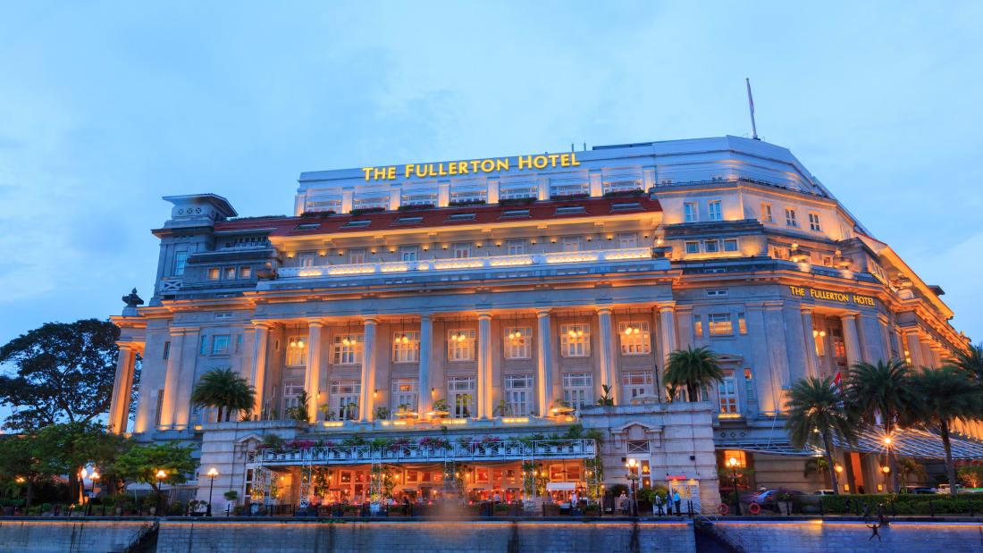 فندق Fullerton Hotel Singapore