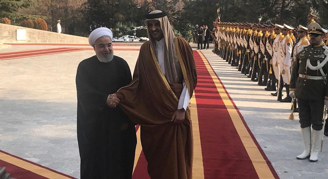 كيف استقبل وماذا بحث؟ أمير قطر في إيران لأول مرة منذ توليه منصبه ويثير تفاعلا