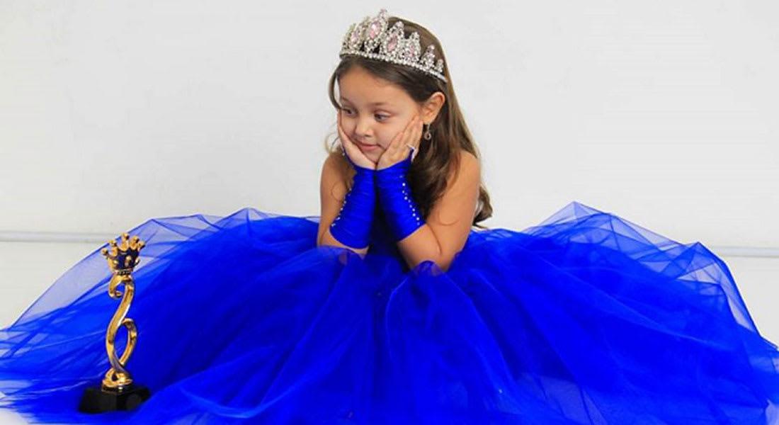 أمها روسية ووالدها مصري.. تفاعل على فوز بيا حسن بلقب ملكة جمال الأطفال بروسيا