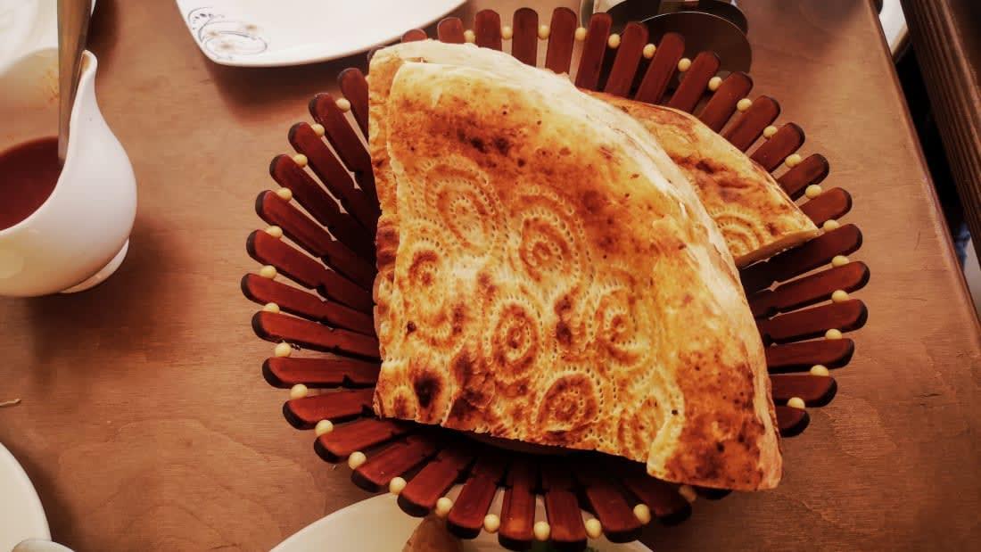 خبز النان