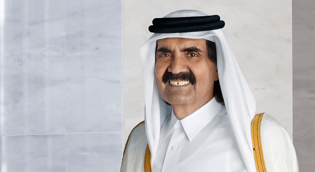 """جمال ريان يغرد عن سبب """"سيطرة أمير قطر الوالد على الحكم من والده"""""""