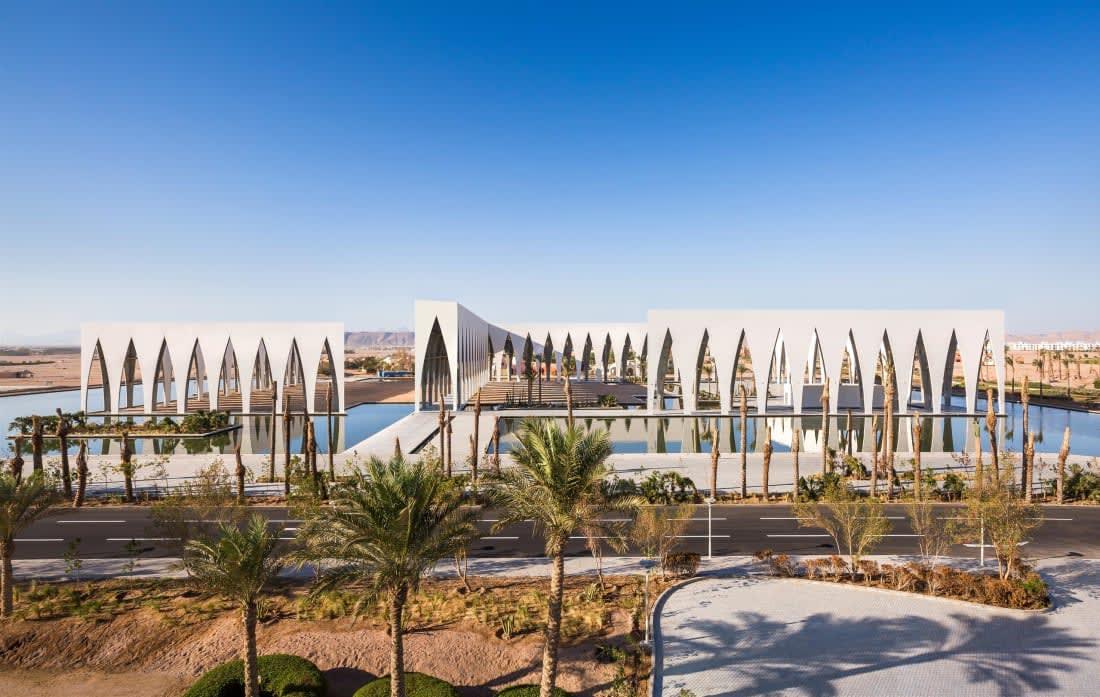 مركز الجونة للمؤتمرات والثقافة في مصر